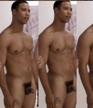 Brian J White Totally Nude