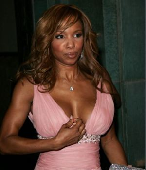Elise Neal  Will leave You Drooling With her Cleavage
