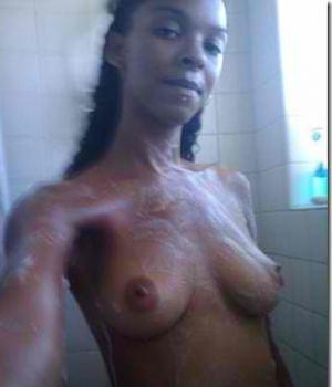 Perky Black Amateur Hotties Nude