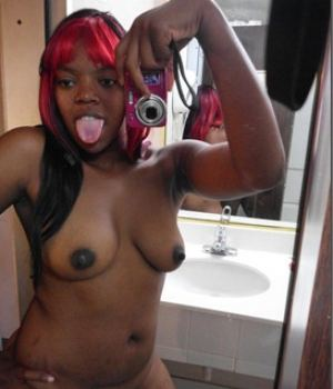 Scooter Banx Ebony Amateur Self Shots Nudes