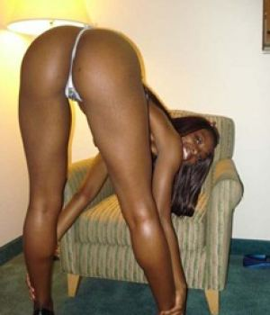 Skinny Black Teen With Incredible Ass